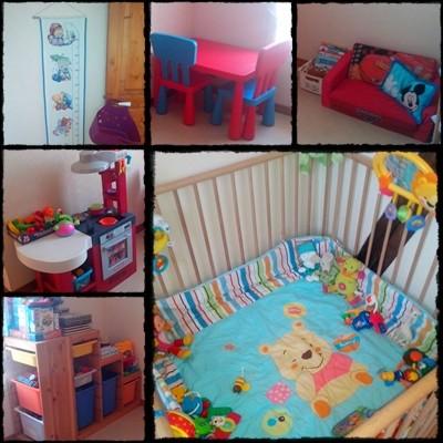 salle de jeux bebe fabulous deco chambre enfants inspiration chambre d enfant la deco avec. Black Bedroom Furniture Sets. Home Design Ideas